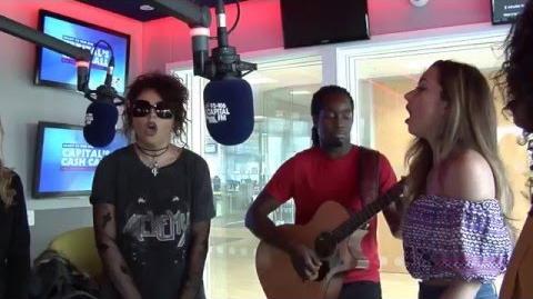Capital Breakfast Little Mix - Love Me Like You - LIVE Acoustic