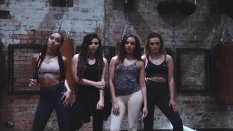 USA Pro by Little Mix Behind the Scenes