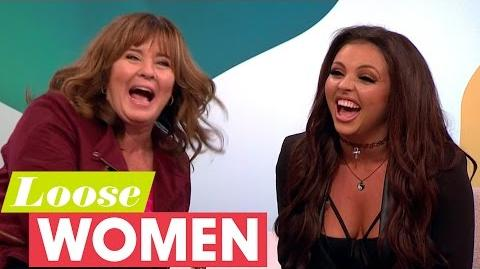 Little Mix's Jesy Nelson And Coleen Nolan Talk Wedding Plans Loose Women