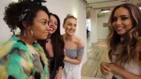 Little Mix - BlackMagic Surprise Fan Listening Party!