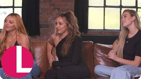 Little Mix on Empowering Their Fans and the MeToo Movement in Music (Extended Interview) Lorraine
