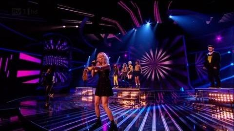 Finalists have the feel good factor - The X Factor 2011 Live Results Show 6 - itv.com xfactor