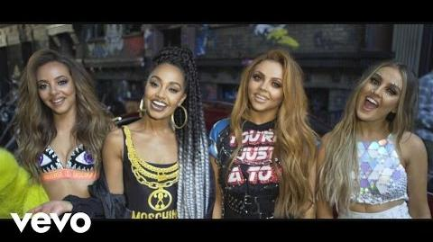 Little Mix - Power (Behind the Scenes) ft