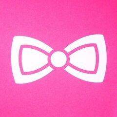 Jade's individuelles Logo: Schleife