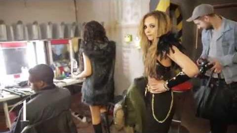 Salute Video Behind the Scenes - Jade's Beyoncé Challenge