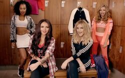 Little mix word up