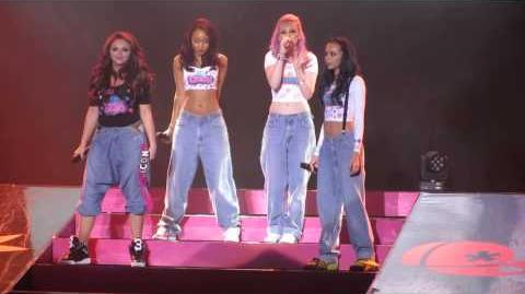 Little Mix - Always Be Together - DNA Tour - at the BIC, Bournemouth on 16 02 2013