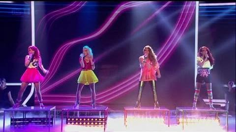 All you hear is Radio Little Mix - The X Factor 2011 Live Show 6 (Full Version)