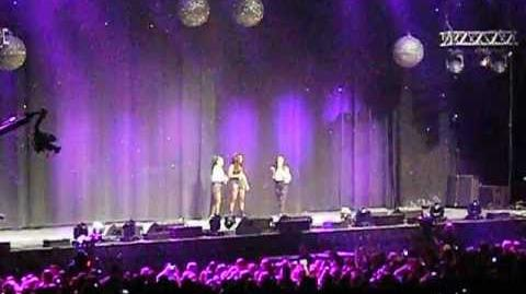 Little Mix - Wings - Free Radio Live 2012