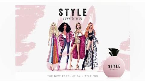 Little Mix 'STYLE' The new Perfume By Little Mix