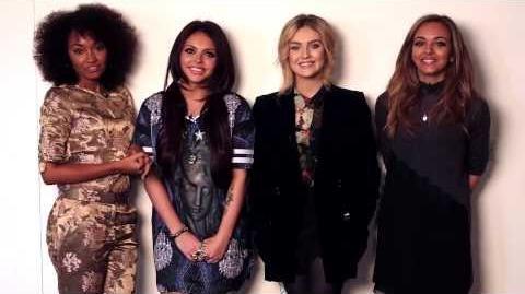 Little Mix - Official USA Salute Tour Reporter!