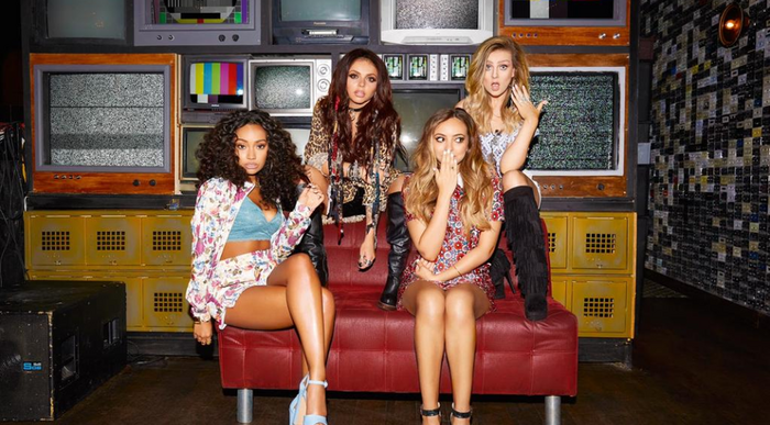 Taylor little mix black magic