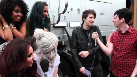 Little Mix - THE LEGENDERRY QUIZ (with Dan & Phil!)