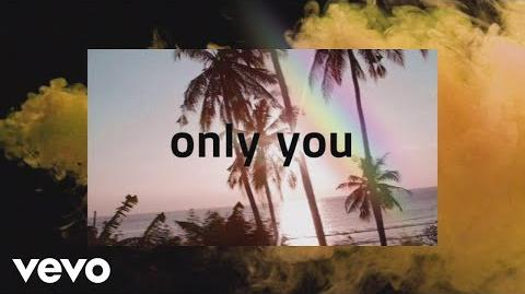 Cheat Codes, Little Mix - Only You (Lyric Video)