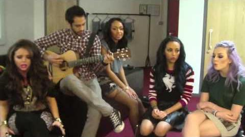 LITTLE MIX CHANGE YOUR LIFE - ACOUSTIC