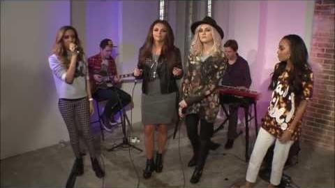 Little Mix - About The Boy (Acoustic Live)