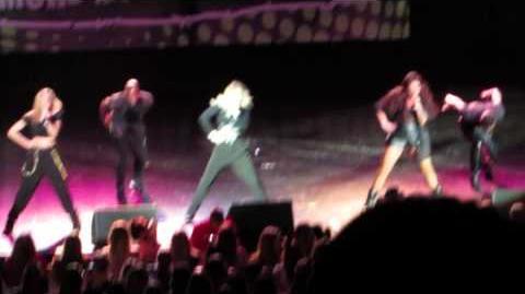 Little Mix - DNA - Amp Live 2014, Detroit