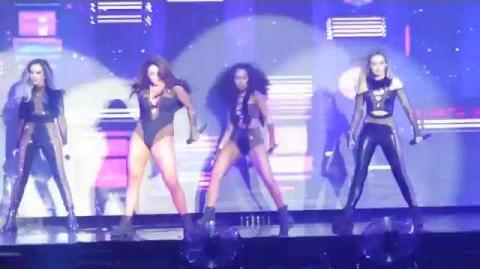 Little Mix - OMG - Get Weird Tour - at the BIC, Bournemouth on 15 03 2016