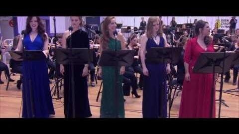 BBC Radio 3's ultimate musical battle - THE GIRLS - for Children in Need 2013