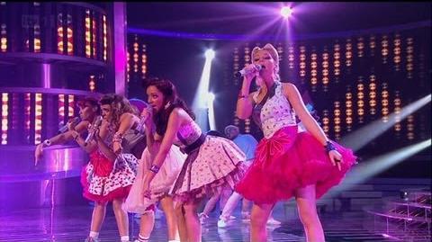 Little Mix love a bit of Bieber - The X Factor 2011 Live Show 8 - itv.com xfactor