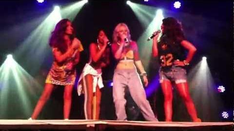 "Little Mix- ""Superbass"" at G-A-Y (18th Aug '12)"