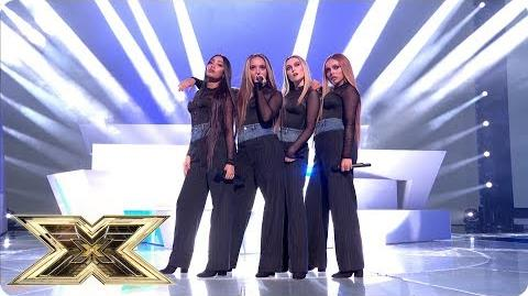 Video - Little Mix Sing Woman Like Me - Live Shows Week 2
