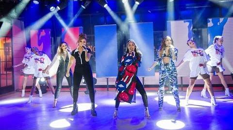 Little Mix 'Shout Out to My Ex' Live On TODAY - Dec 2016.