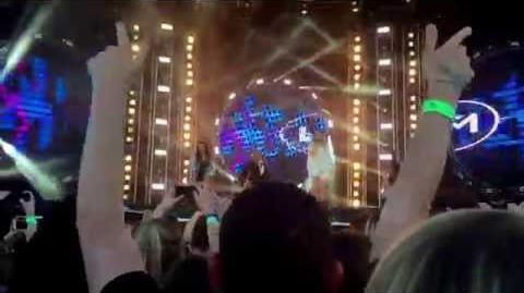 MTV Crashes Plymouth - Little Mix - Black Magic.