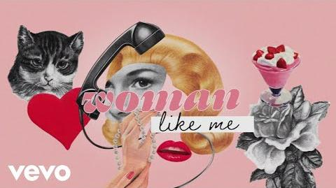 Little Mix - Woman Like Me (Lyric Video) ft