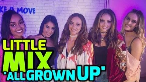 EXCLUSIVE CHAT- Little Mix talk LM4, the new book and having the hots for Rihanna and Margot Robbie!