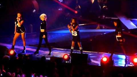 Teen Awards 2012 - Little Mix DNA