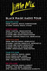Black Magic Radio Tour
