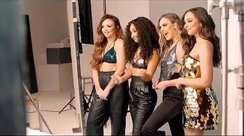 Introducing LMX, Little Mix First Cosmetics Brand