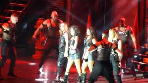 Little Mix - Stand Down (HD) - O2 Arena - 25.05