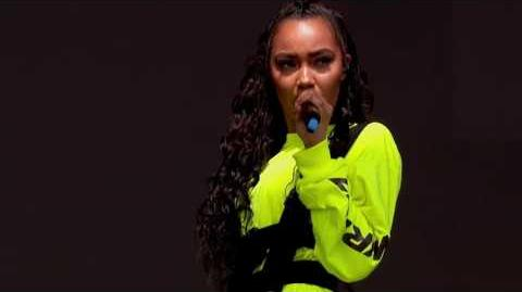 Little Mix - Salute + Down & Dirty (BBC Radio 1's Big Weekend 2017)