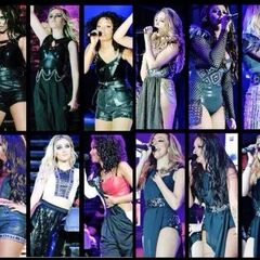 The outifts for the tour