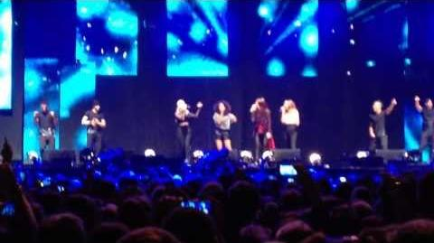 Wings - Little Mix - Free Radio Live 2013