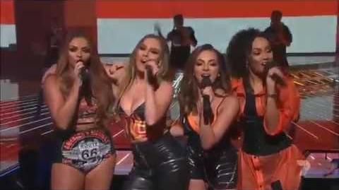 The X Factor Australia 2016 Semi-Final Elimination - Little Mix & The Top 5 - Live - HD