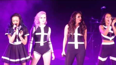 Little Mix - Make You Believe (HD) - Hammersmith Apollo - 13.02