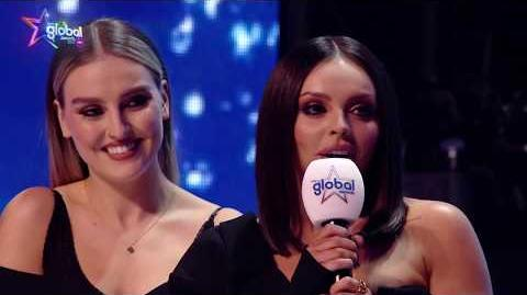Little Mix win Best Song at The Global Awards 2019