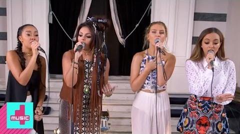 Little Mix - Black Magic (Live Acoustic)