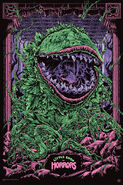 Little Shop of Horrors 1986 Ken Taylor Poster