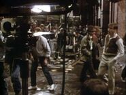 Little Shop of Horrors 1986 Skid Row Behind the Scenes 04 Rick Moranis