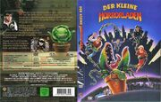 Little Shop of Horrors (1986) 2003 German DVD