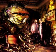 Little Shop of Horrors (1986) - Lyle Conway, Frank Oz & Audrey II