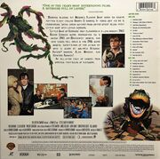 Little Shop of Horrors (1986) Laseridisc USA 1992 B