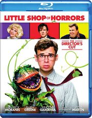 Little Shop of Horrors (1986) 2012 Blu Ray Standard Edition 1