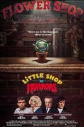 Little Shop of Horrors 1986 B Poster