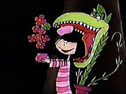 Little Shop of Horrors Cartoon - Audrey and Junior in Oh My DeMila