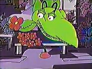 Little Shop of Horrors Cartoon - Junior sings Be Somebody to DeMila